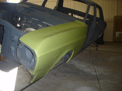 Restorations - XR GT