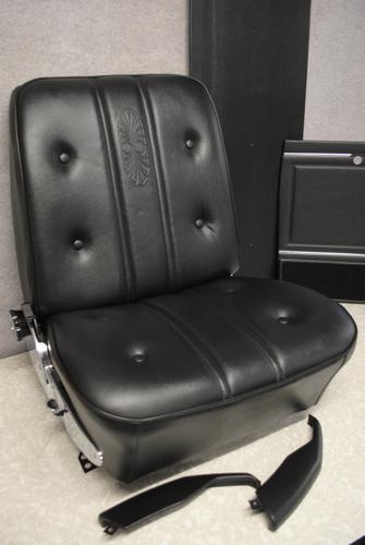 HG Premier seat Upholstery