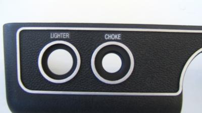 Under dash panel stencilling- LC GTR