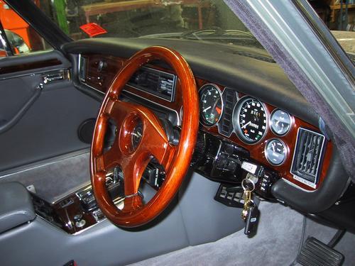 Jaguar Interior series III