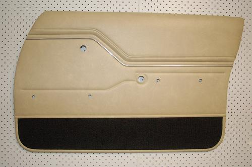 HX Premier Door trim & 4.HX Premier Door trim
