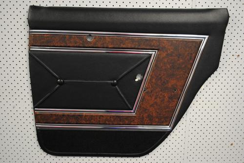 HG Holden Brougham rear door trim