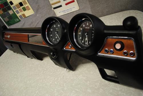 Alfa GTV 1750 Dashboard