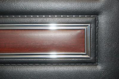4.XW GT Wood grain & chrome