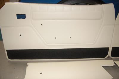 1.XA GT Coupe Door trim