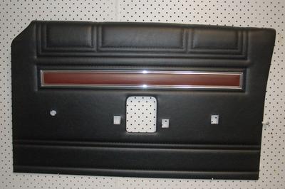3.XW GT Sedan Door trim