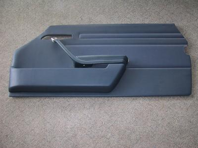 Mercedes SL Coupe Door trim