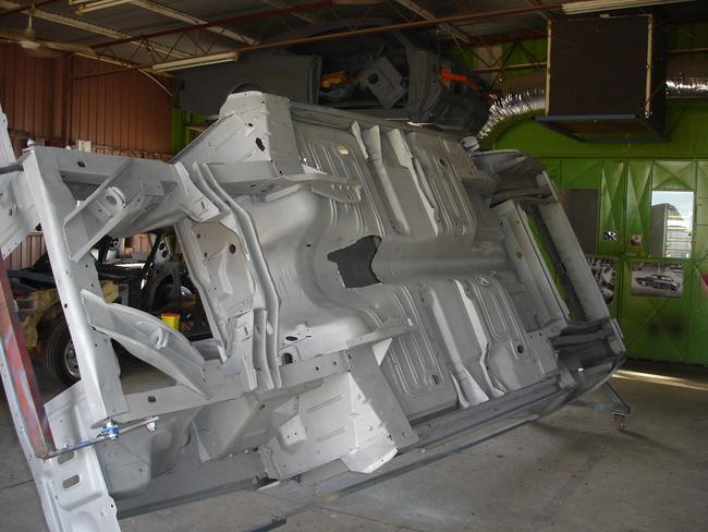 4.XR GT RESTORATION