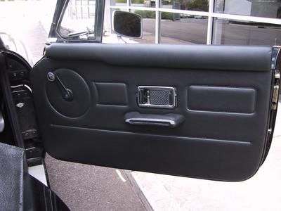 MGB Door trim