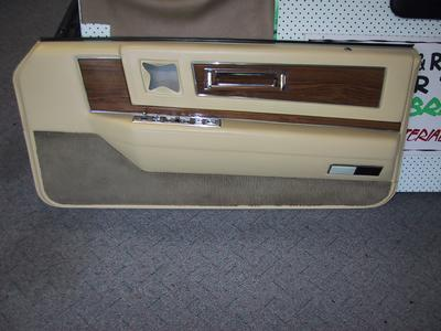 Cadillac Door trim
