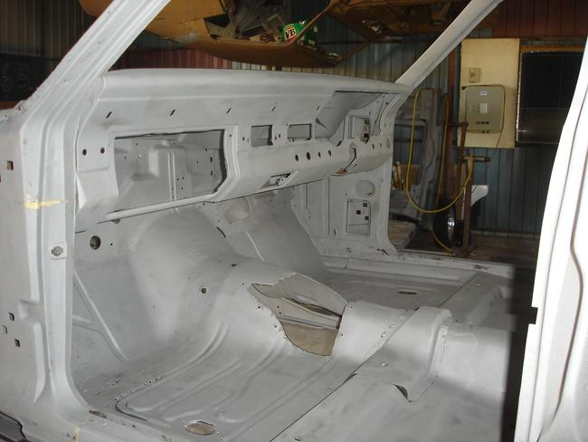 6.XR GT RESTORATION