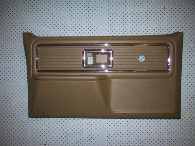 Chevrolet Door trim