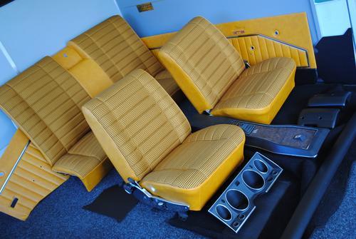 HG GTS Monaro Interior