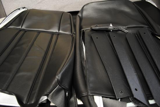 XB GT Coupe seat covers