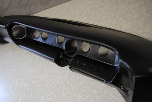 GT40 Dash