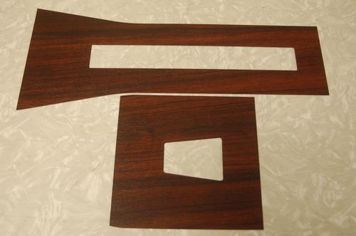HK HT Console wood grain panels