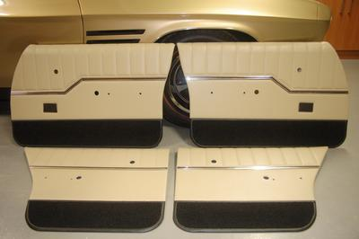 1a Hq Premier Amp Gts Sedan Door Trim