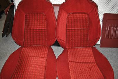 2.LE MONARO SEAT COVERS