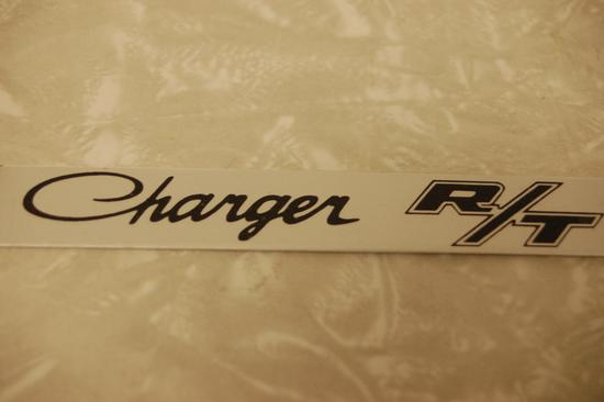 RT Door trim Decal