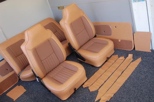 LH Torana SLR 5000 Interior