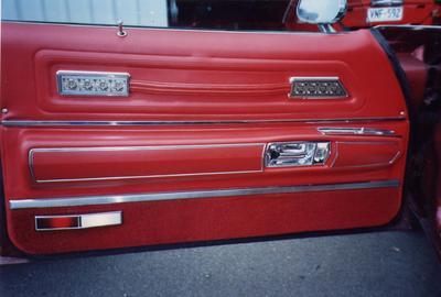 American Door trim
