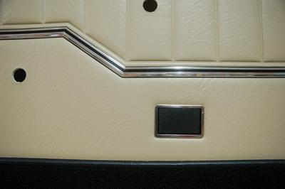 2.HQ Premier & GTS Sedan Door trim - Chrome Mylar strip