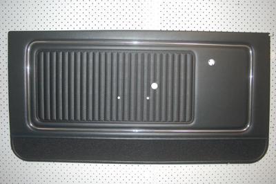 1.HK Door trim - GTS Coupe -  BLACK