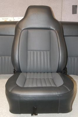 1. LH SLR Seat Upholstery