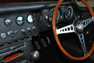 E-TYPE Dash Restoration