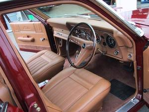 ZD Fairlane Interior