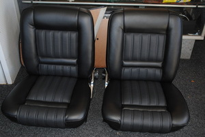 XY GT Front Seats SOLD