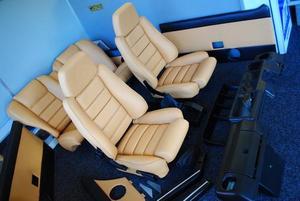 Alfa GTV Interior