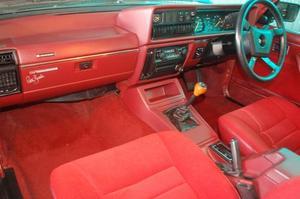 VC HDT Commodore interior