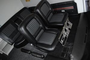 XW GT Interior