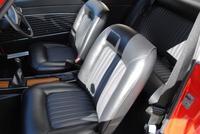 GT Capri seat upholstery