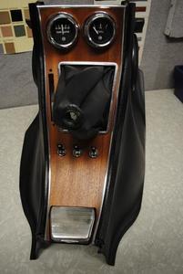 Alfa GTV 1750 Console