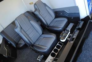 LX A9X/SLR5000 Interior
