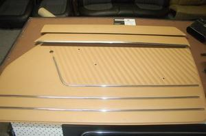 Alfa Spider Door trim