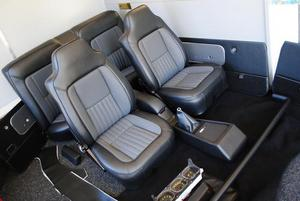 LH Torana SLR/5000 L34 Interior