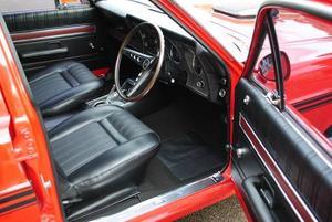 XY GT Interior